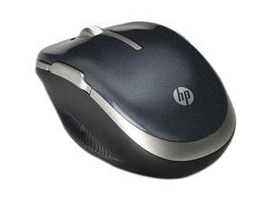 HP LH571AA#ABA Black 5 Buttons 1 x Wheel Wi-Fi Laser Mouse