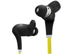MEElectronics Yellow EP-AF71-YL-MEE Air-Fi METRO AF71 Bluetooth Noise Isolating In-Ear Stereo Headset -
