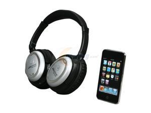 Able Planet - Active Noise Canceling Headphones w/ a gifted Apple 8GB iPod Touch (3rd Gen)