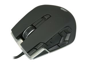 Corsair Vengeance  Black Wired Laser Performance, MMO/RTS Gaming Mouse