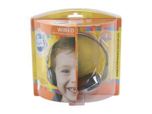 Kidz Gear CH68KG01 3.5mm Connector Circumaural Wired Headphone for Kids