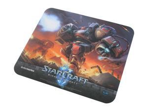 SteelSeries QcK Limited Edition (StarCraft II Marauder) Mouse pad