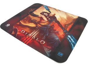 SteelSeries 67228 QcK Diablo III Gaming Mouse Pad - Monk Edition