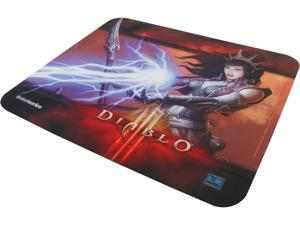 SteelSeries 67236 QcK Diablo 3 Wizard Edition Mouse Pad