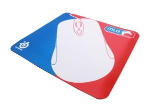 SteelSeries 63323 QCK+ Mouse Pad - MLG BlueRed Edition