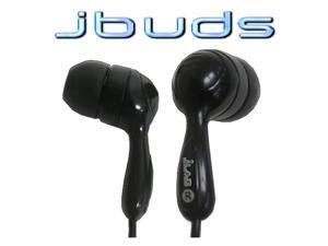 JLAB JBUDS 854291001105 Canal Hi-Fi Noise Canceling Earphones, Black