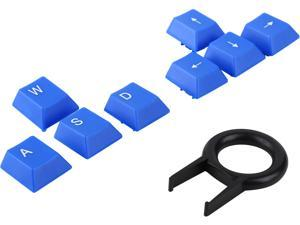 Rosewill 8 Swappable Gaming Keys (WASD & Directional Keys) and 1 Key Puller - RK-8300