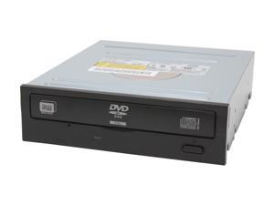 LITE-ON 16X DVD±R DVD Burner Black IDE Model SHW160P6S05 - OEM