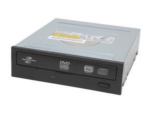 LITE-ON 16X DVD±R DVD Burner With LightScribe and 5X DVD-RAM Write Black ATAPI/E-IDE Model SHM-165H6S LightScribe Support
