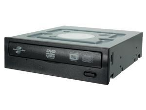 LITE-ON 20X DVD±R DVD Burner with LightScribe Black SATA Model LH-20A1L-05 LightScribe Support - OEM