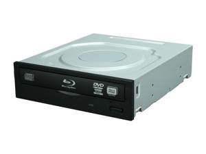 LITE-ON Black 12X Blu-ray Burner with Blu-ray 3D feature SATA IHBS112-29 - OEM