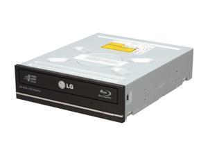 LG Black Blu-ray Drive SATA Model UH12LS28 OEM LightScribe Support