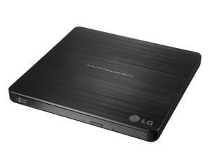 LG Ultra Slim External DVDRW With Mac & Surface Compatible Model GP60NB50