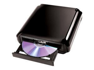iomega USB 2.0 External CD/DVD Drive Model IDVD24DLE