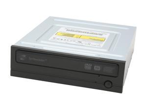 SAMSUNG 16X DVD±R DVD Burner With 5X DVD-RAM Write and LightScribe Black ATA/ATAPI Model SHS162LBEBN LightScribe Support - OEM