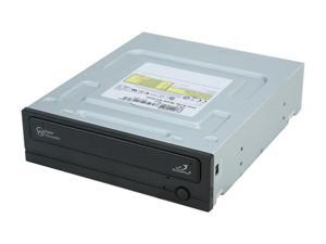 SAMSUNG Black 22X DVD Burner Black SATA Model SH-S223B - OEM