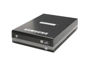 SAMSUNG USB 2.0 Black External 22X DVD Burner Model SE-S224Q