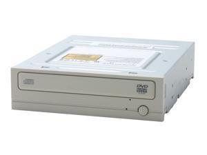 SAMSUNG Beige ATA/ATAPI DVD-ROM Drive Model SH-D162C/BEWP - OEM
