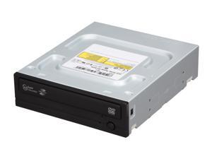 SAMSUNG 24x DVD Burner - Bulk SATA Model SH-S243N/BEBS LightScribe Support - OEM