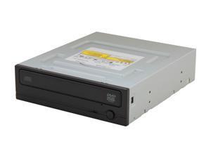SAMSUNG Black SATA DVD-ROM Drive Model SH-118AB