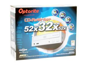 Optorite CD Burner Beige E-IDE/ATAPI Model CW5207