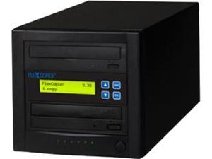 VinPower PlexCopier 1 to 1 Blu-ray / BDXL / DVD / CD Duplicator Copier Model PLEX-S1T-BD-BK