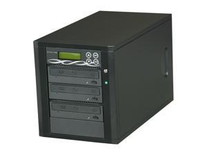 Spartan Black 3 Target Blu-ray Duplicator with 500GB HDD Model B03-SSPPRO