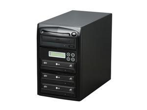Systor 1 to 3 Professional CD/DVD Duplicator Model ECO03