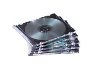 Fellowes 98330 NEATO Slim Jewel Cases - 50 Packs