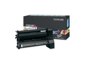 Lexmark Extra High Yield Magenta Toner Cartridge for C782n, C782dn, C782dtn and X782e Printers