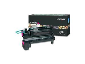 Lexmark C792X1MG Extra High Yield Return Program Toner Cartridge - OEM