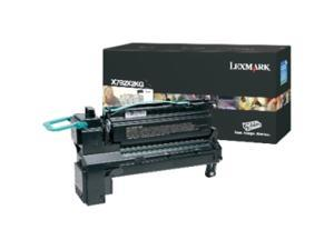 Lexmark X792X2KG Toner Cartridge - Black