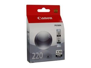 Canon PGI-220 BK Ink Cartridge&#59; 1 Black (2945B001)