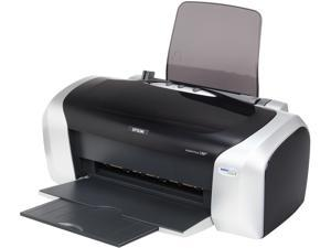 EPSON Stylus CX C88+ Up to 23 ppm Black Print Speed up to 5760 x 1440 optimized dpi Color Print Quality InkJet Personal Color Printer