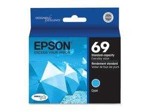 EPSON 69 (T069220) Ink Cartridge For Epson Stylus CX5000, CX6000 Cyan