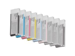 EPSON T606100 220 ml UltraChrome Ink Cartridge Photo Black