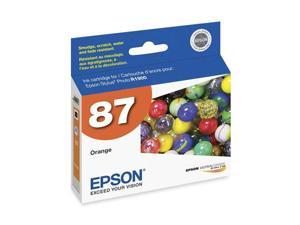 EPSON T087920 Ink Cartridge Orange