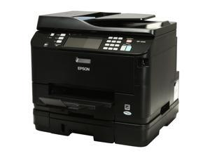 EPSON WorkForce Pro WP-4540 Wireless MicroPiezo Inkjet MFC / All-In-One Color Printer