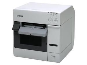 Epson C31CA26011 TM-C3400 SecurColor Healthcare Label Printer