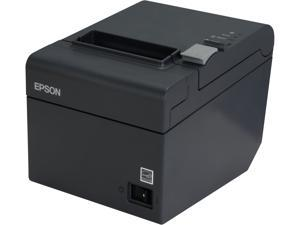 Epson ReadyPrint T20 Direct Thermal Receipt Printer (Gray) – USB Powered, Cable Included
