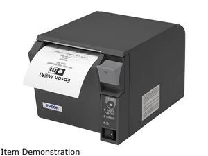 EPSON TM-T70 C31C637A8971 Direct Thermal 170 mm / sec Receipt Printer
