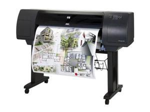 HP DesignJet 4000PS Q1274A Thermal Inkjet Large Format Color Printer