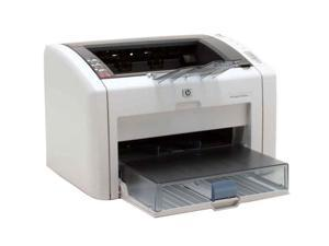 HP LaserJet 1022NW Q5914A Monochrome Wireless 802.11b/g/n Laser Printer