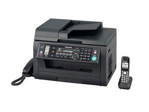 Panasonic KX-MB2061 MFC / All-In-One Up to 24 ppm Monochrome Laser Printer with ADF / Fax / Telephone