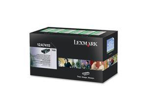 LEXMARK 12A7415 High Yield Return Program Print Cartridge