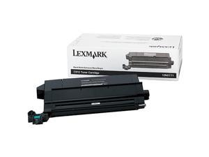 LEXMARK 12N0771 TONER CARTRIDGE FOR C910 C912 Black