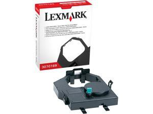 Lexmark 3070169 High Yield Black Re-Inking Ribbon