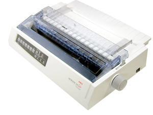 OKIDATA MICROLINE 321 Turbo 62411701 240 x 216 dpi 9 pins Dot Matrix Printer