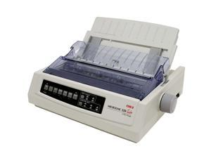 OKIDATA MICROLINE 320 Turbo (62411601) - Parallel, USB 9 pin 120V Up to 435cps Dot Matrix Printer