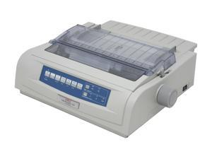 OKIDATA MICROLINE 420n 240 x 216 dpi 9 pins Dot Matrix Printer